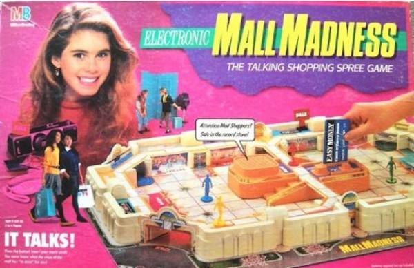 1- Mall Madness