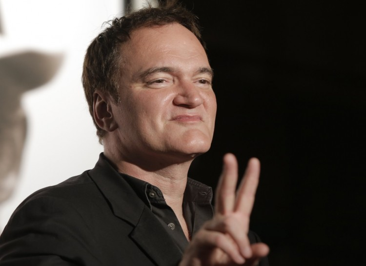 8. Quentin Tarantino