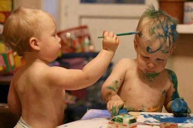 Hay que fomentar el arte en los niños