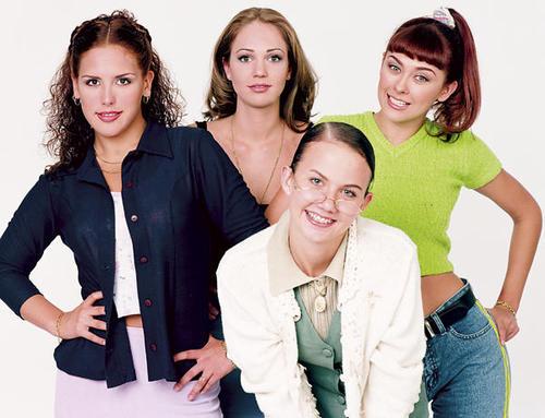 Soñadoras (1998)
