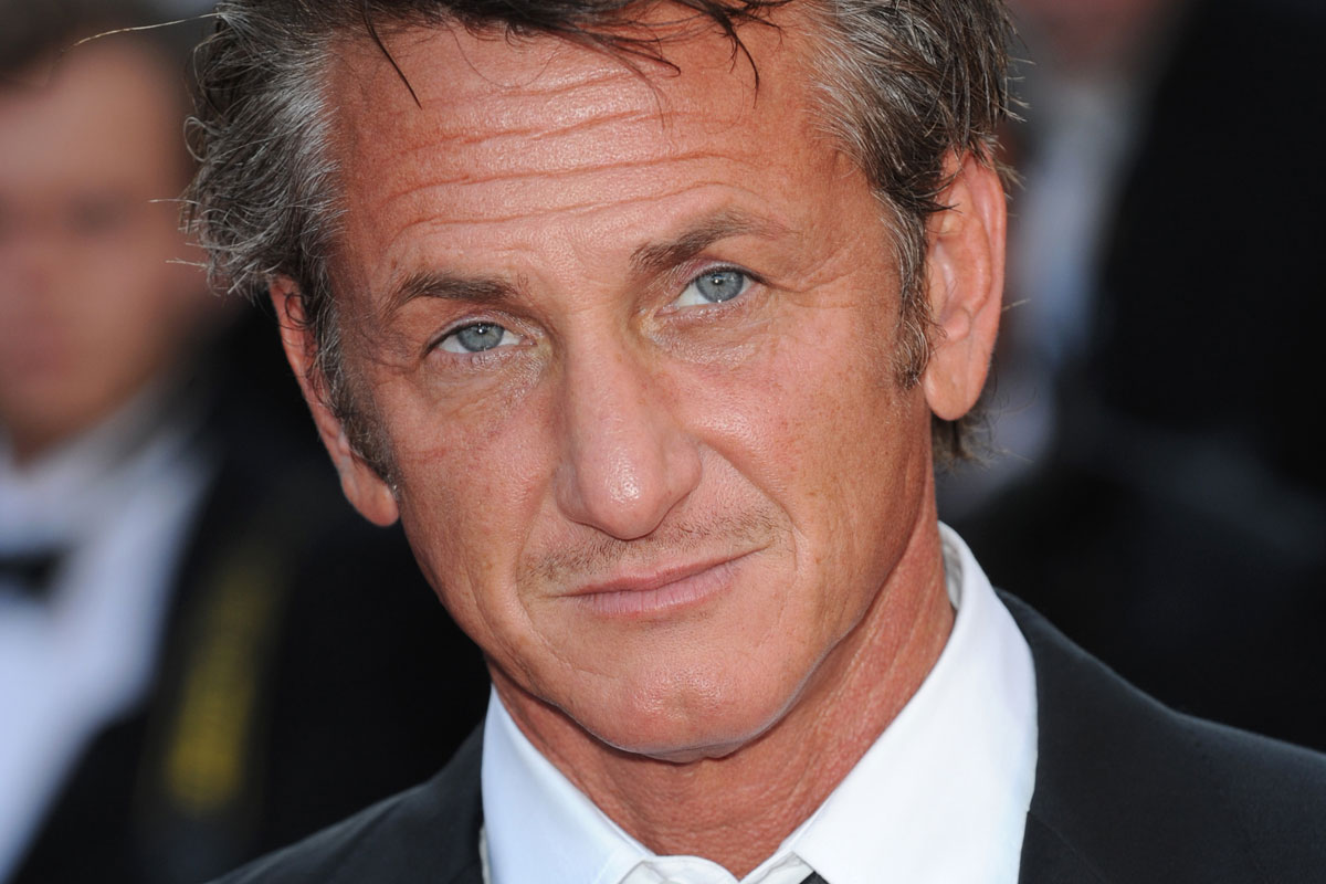 Sean Penn dejó la Mecánica Automotriz por un grupo de teatro