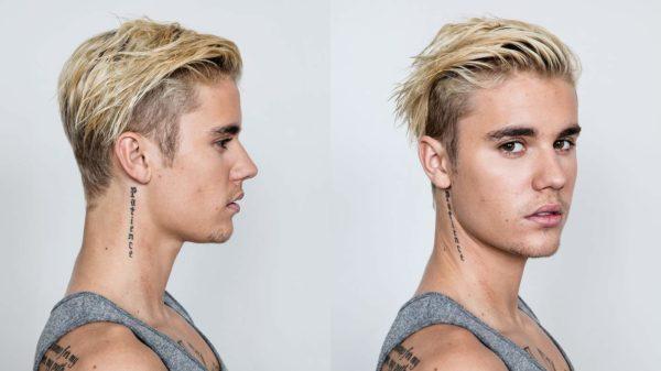 Justin Bieber hasta el momento